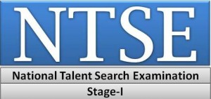 Ntse Stage 1 State Level National Talent Search Exam