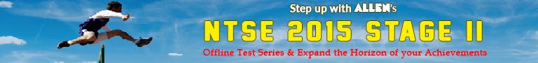 NTSE Stage II Apply Online