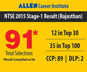 Know about more Achievements by ALLEN