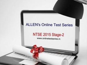 Allen online test series for ntse
