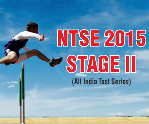 NTSE 2015 STAGE II Online Test Series